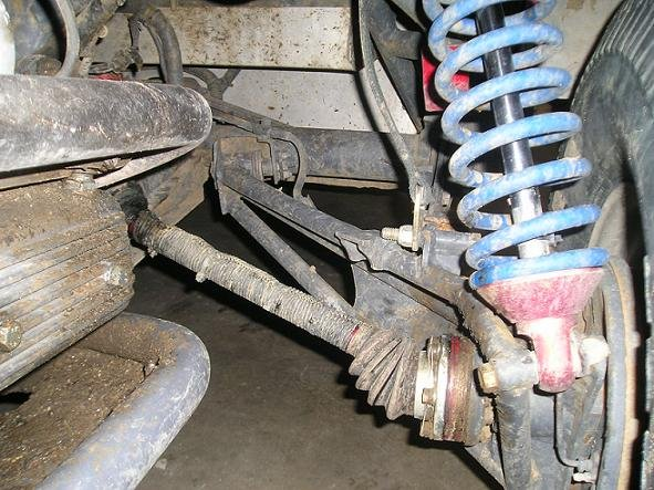 Independent suspension do's and dont's - Page 2 - DIY Go
