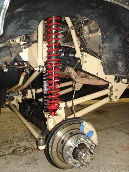 78-79 bronco front suspension    Page 2   race-deZert