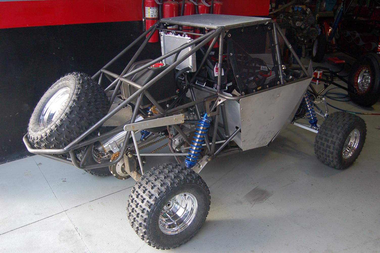 Fuel Trophy Wheels >> Unlimited Trophy Kart