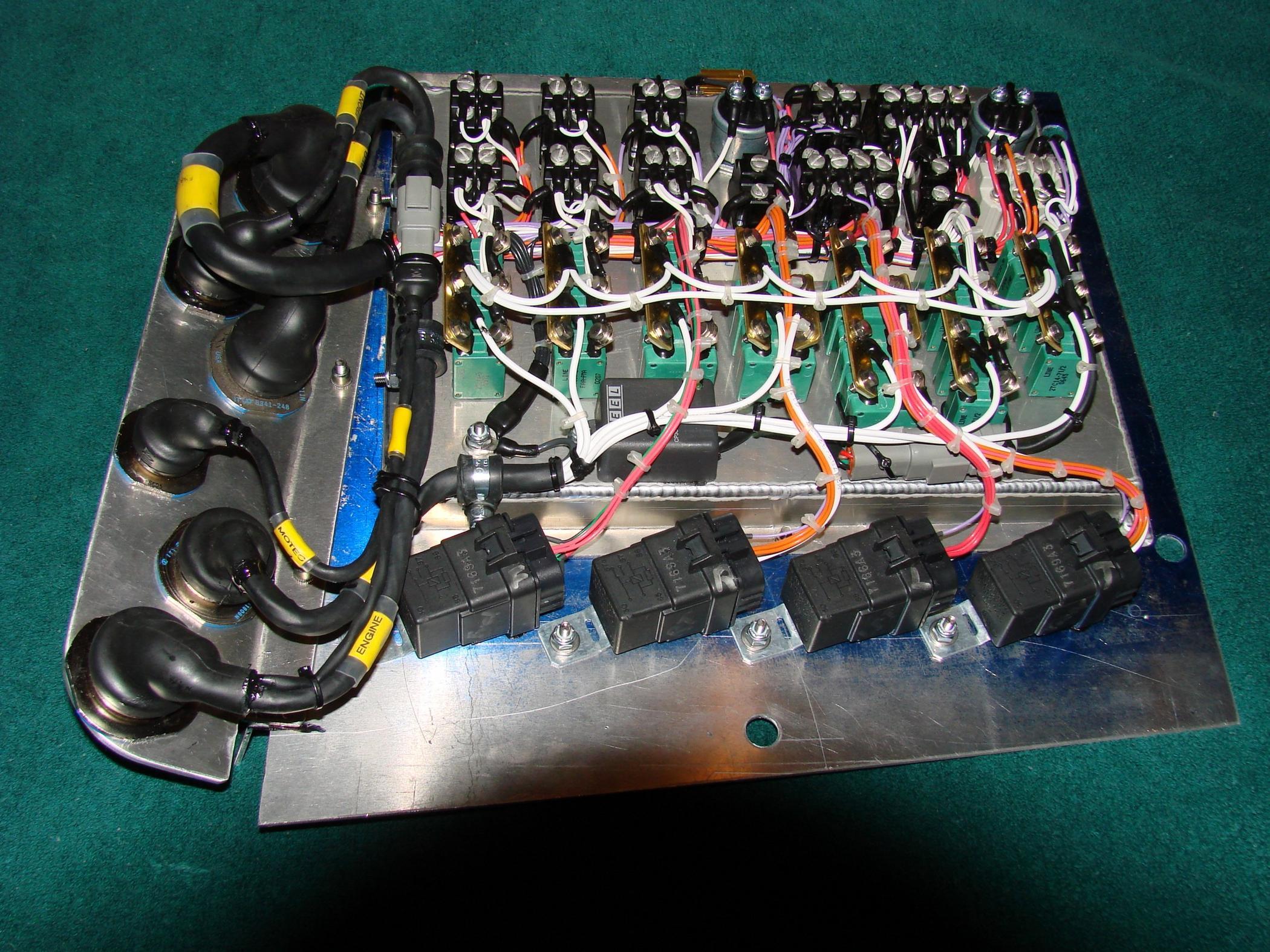 motorsport wiring harness supplies wiring solutions rh rausco com Automotive Wiring Supplies Battery Wiring