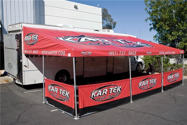 New KarTek race canopy.jpg & KarTek Offroad 2010 LOORS Stimulus Package | race-deZert