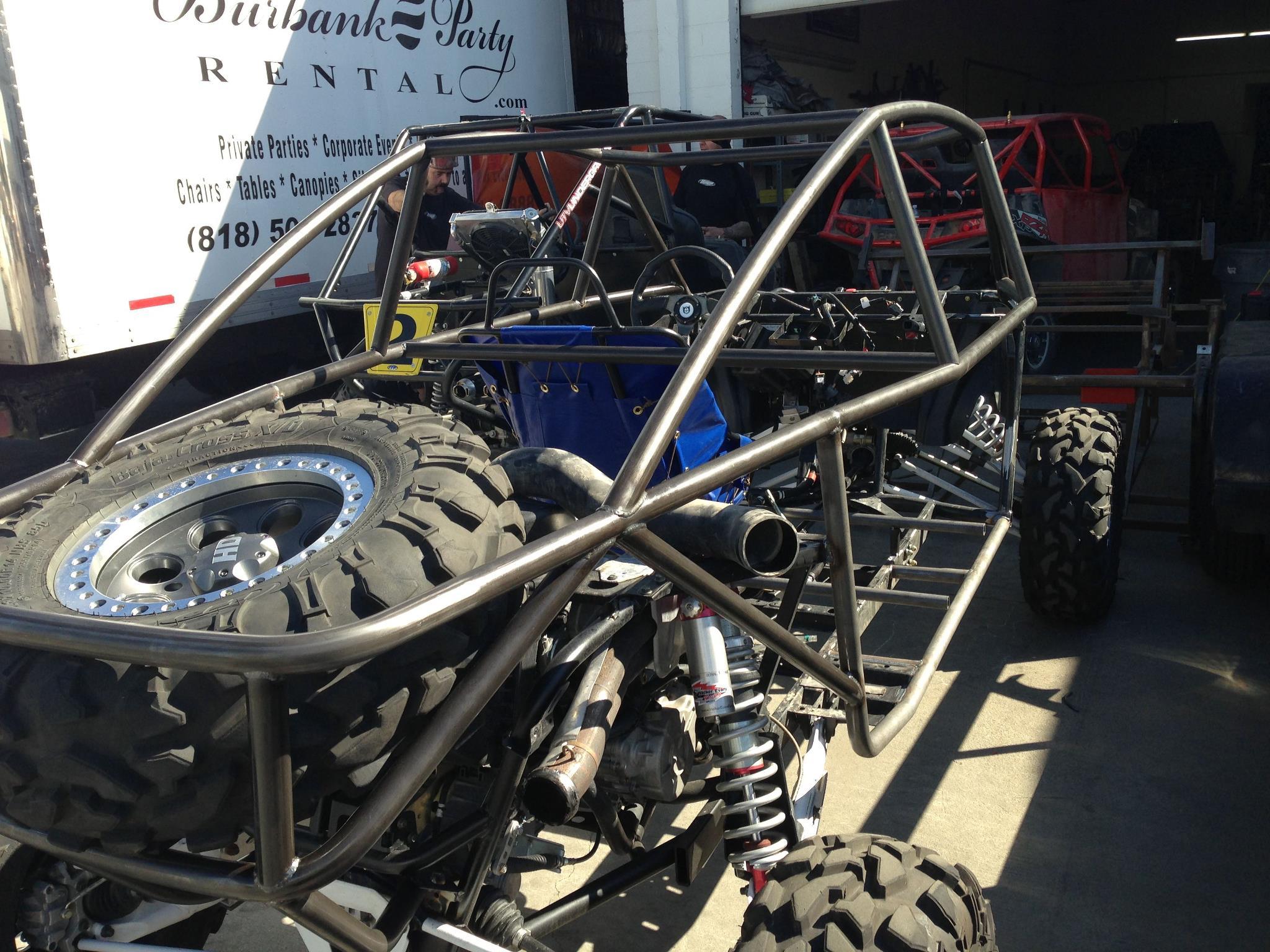 Need UTV race car wiring help | race-deZert