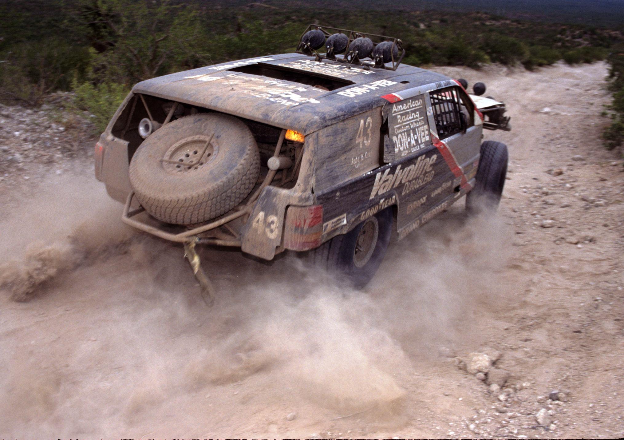 1995.Baja 1000.curt Leduc.