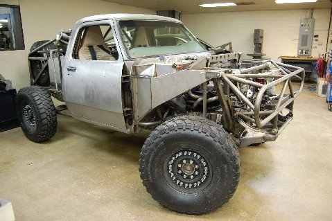 New Class 8 Trophy Truck Off Road International Racing