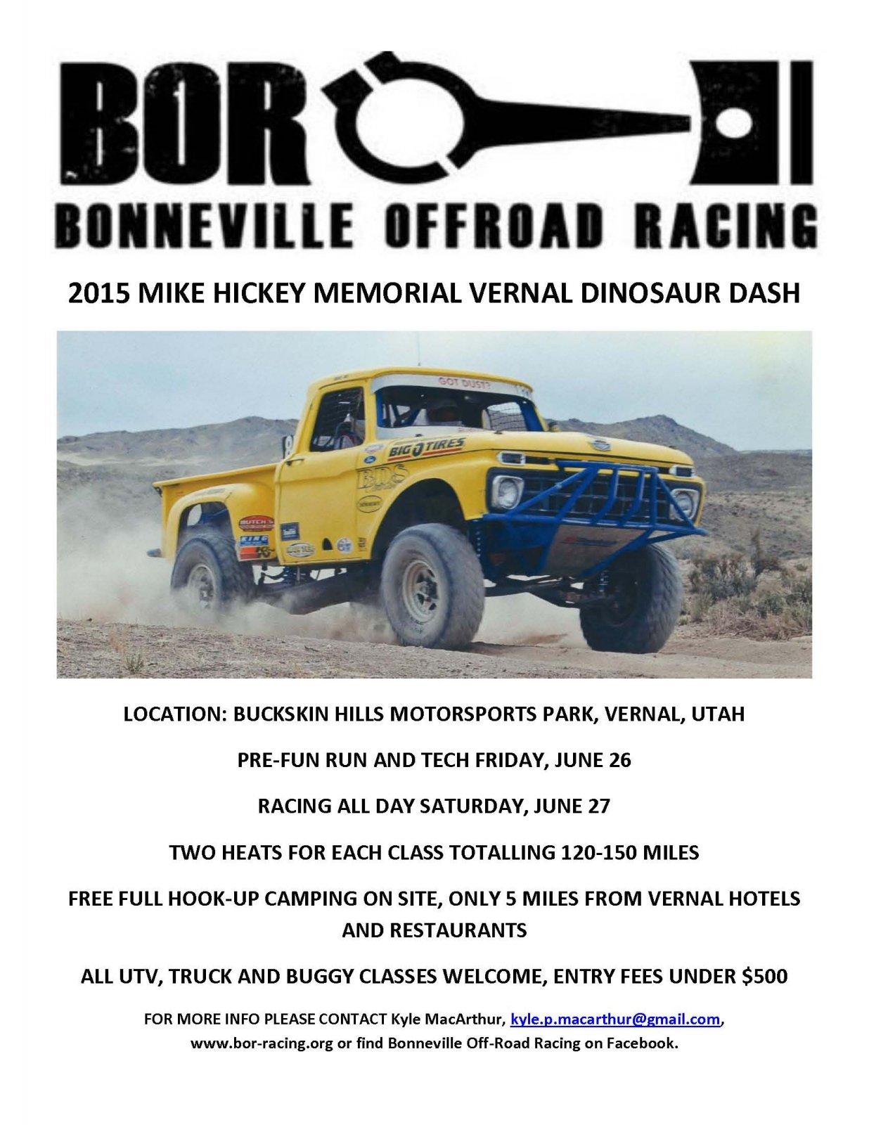 2015 MIKE HICKEY MEMORIAL VERNAL DINOSAUR DASH flyer.jpg