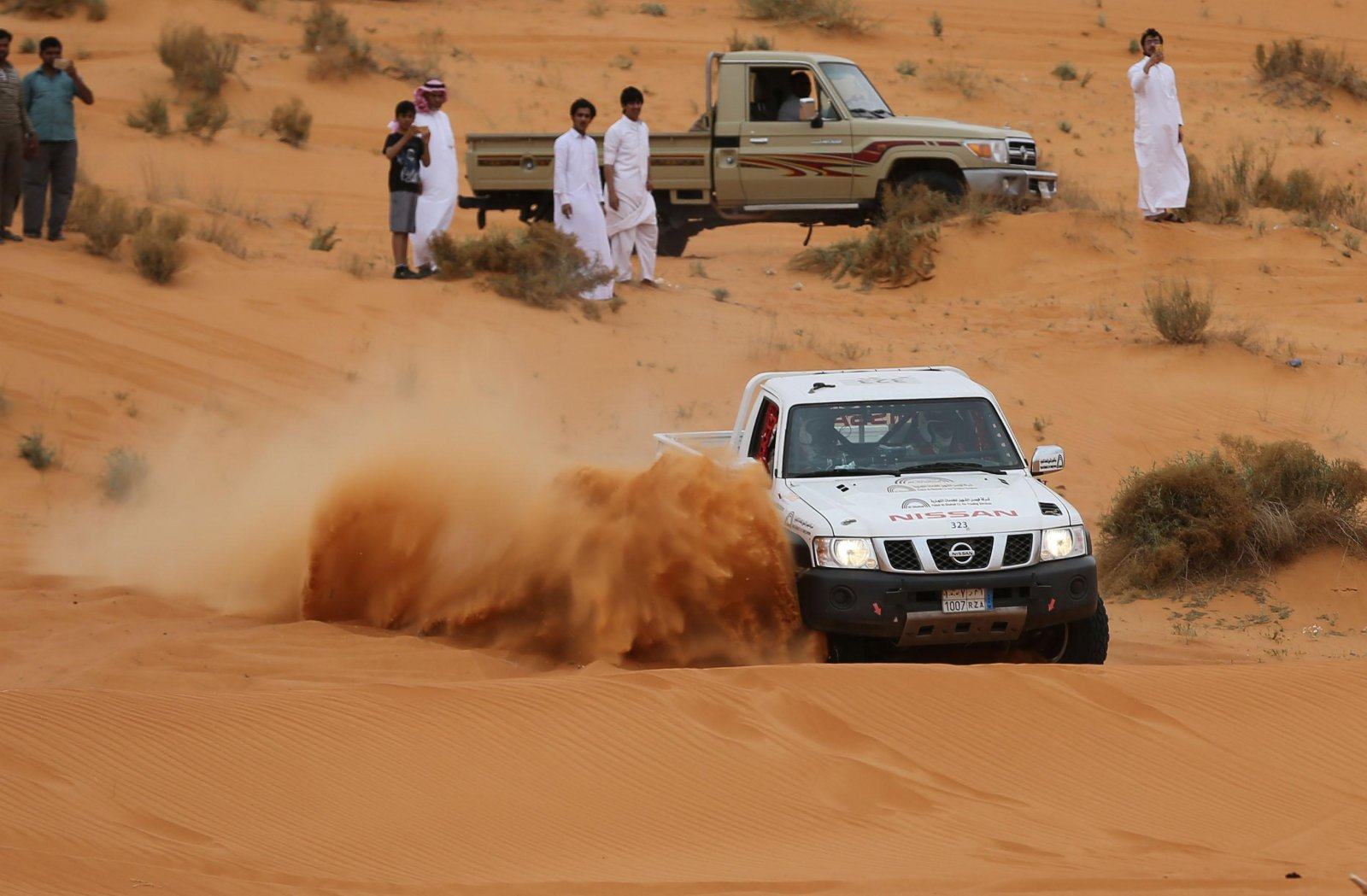 Ahmed Abdullah Al-Shehail holds an unofficial third place in Ha'il..jpg