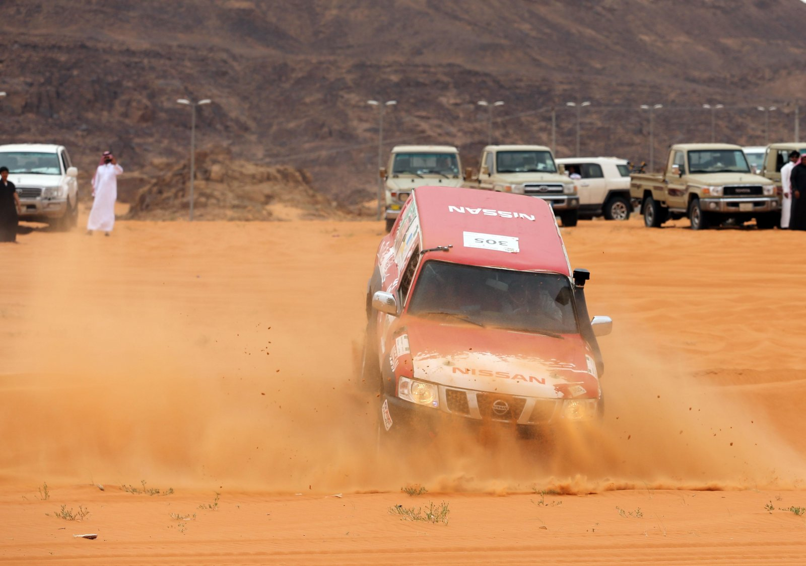 Rajah Farhan Al-Shammeri won T2 and finished fourth overall..jpg