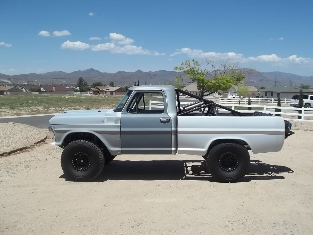 What is the cheapest truck to build into a prerunner ...