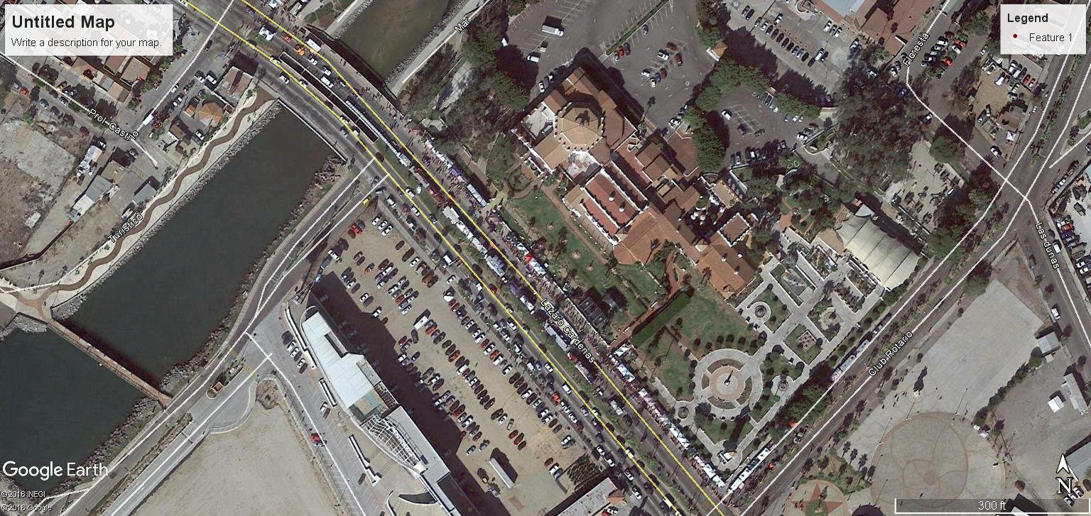 Google Earth Satellite Imagery Captures 2016 Baja 1000 | race-deZert