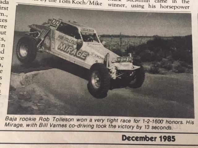 Ivan Stewart's 1984 PPI Toyota SR5 restoration | Page 5