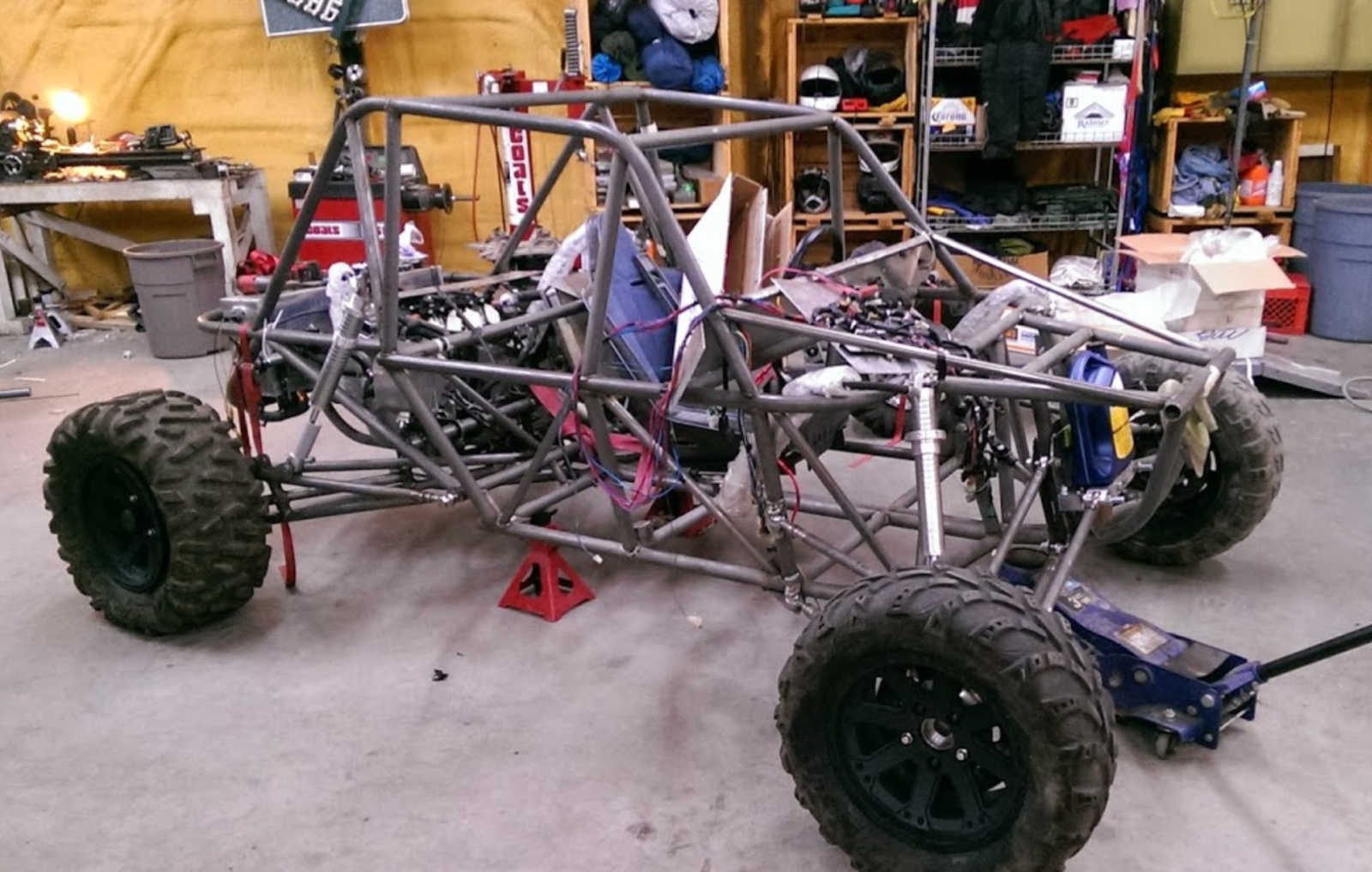 Mini Buggy or Prerunner, Which Would You Rather? | race-deZert