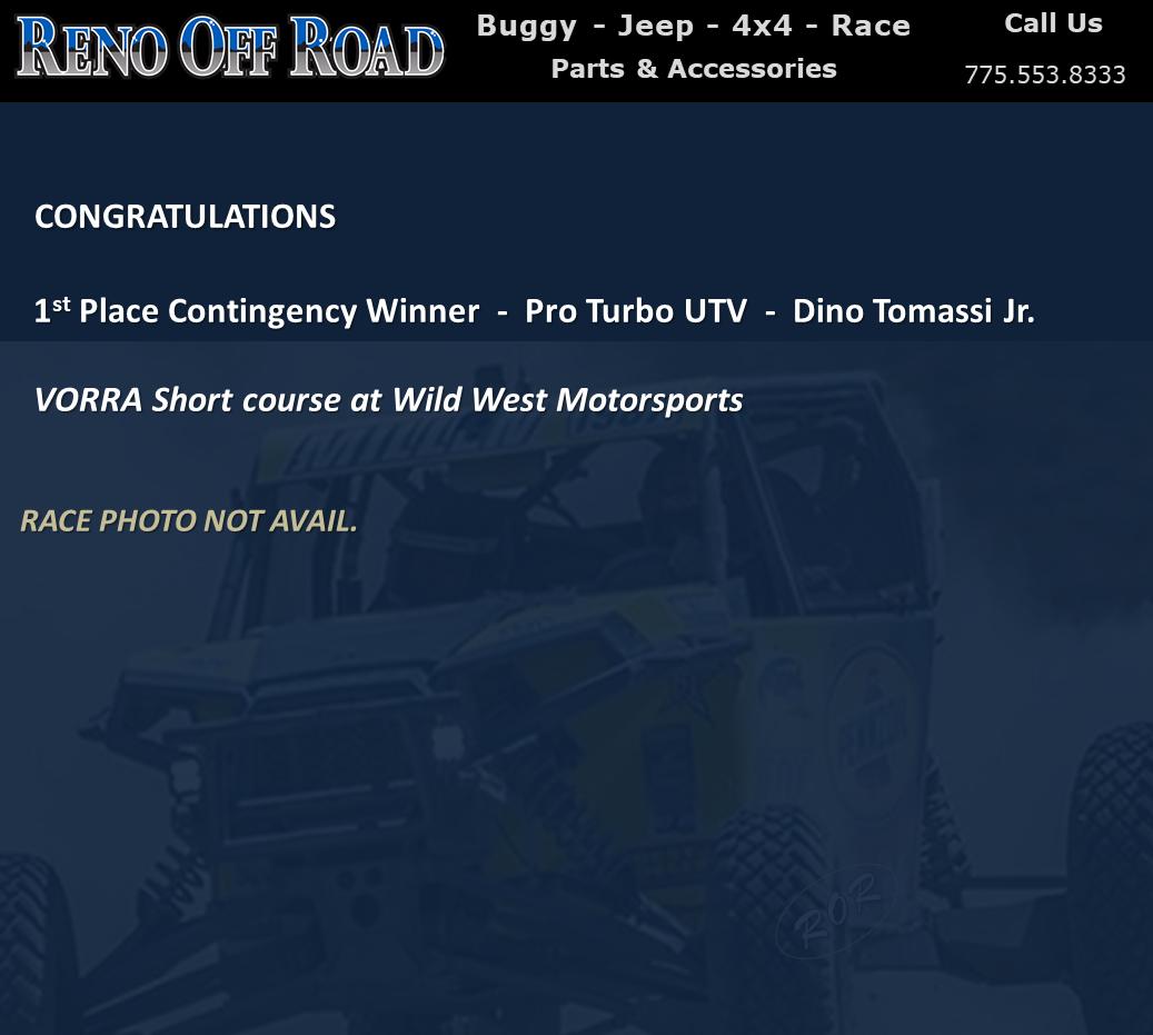 Pro Turbo UTV  -  Dino Tomassi Jr.  .png