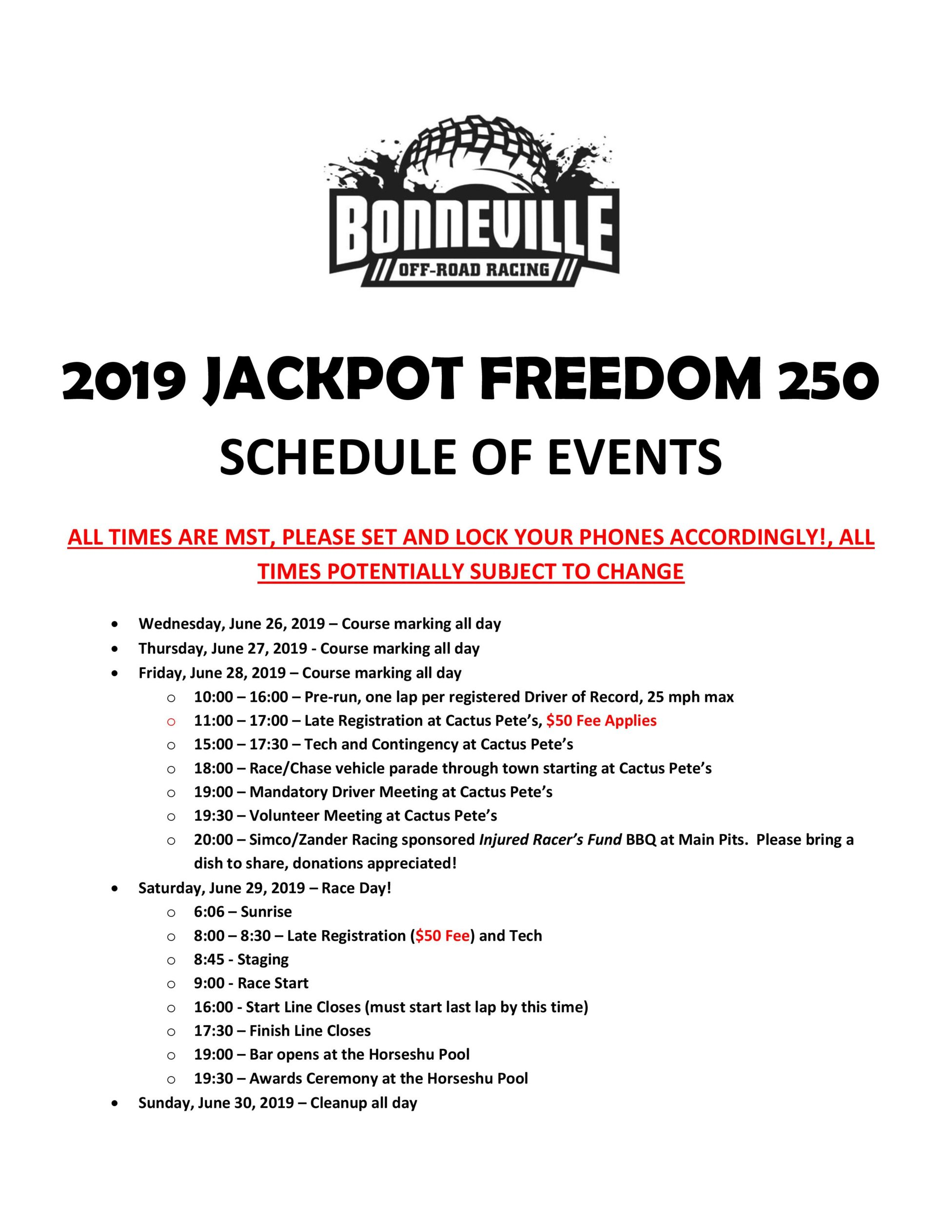 2019 Jackpot Freedom 250 Schedule of Events.jpg
