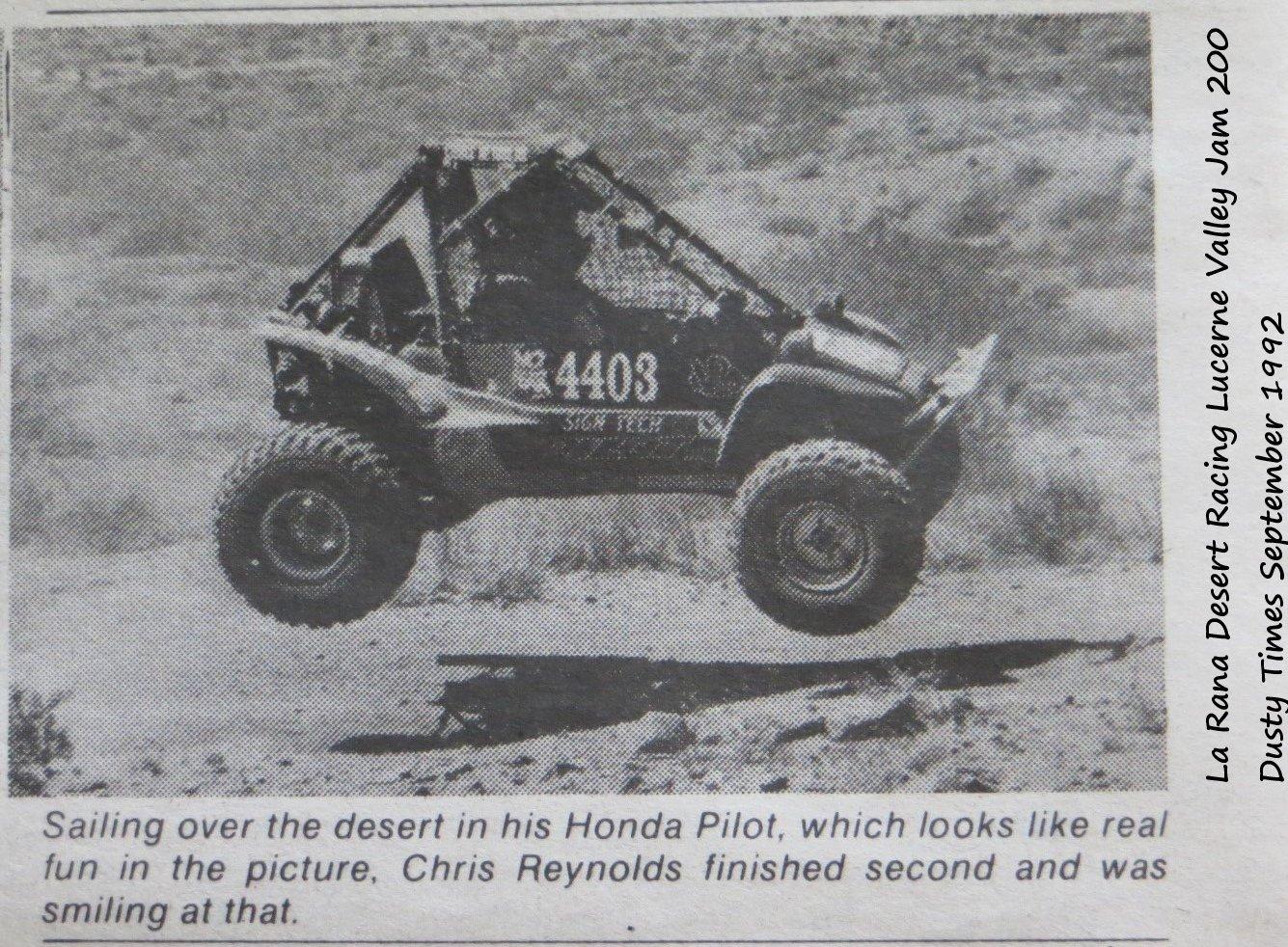 La Rana Desert Racing 1991-92 Christopher Reynolds-3.jpg