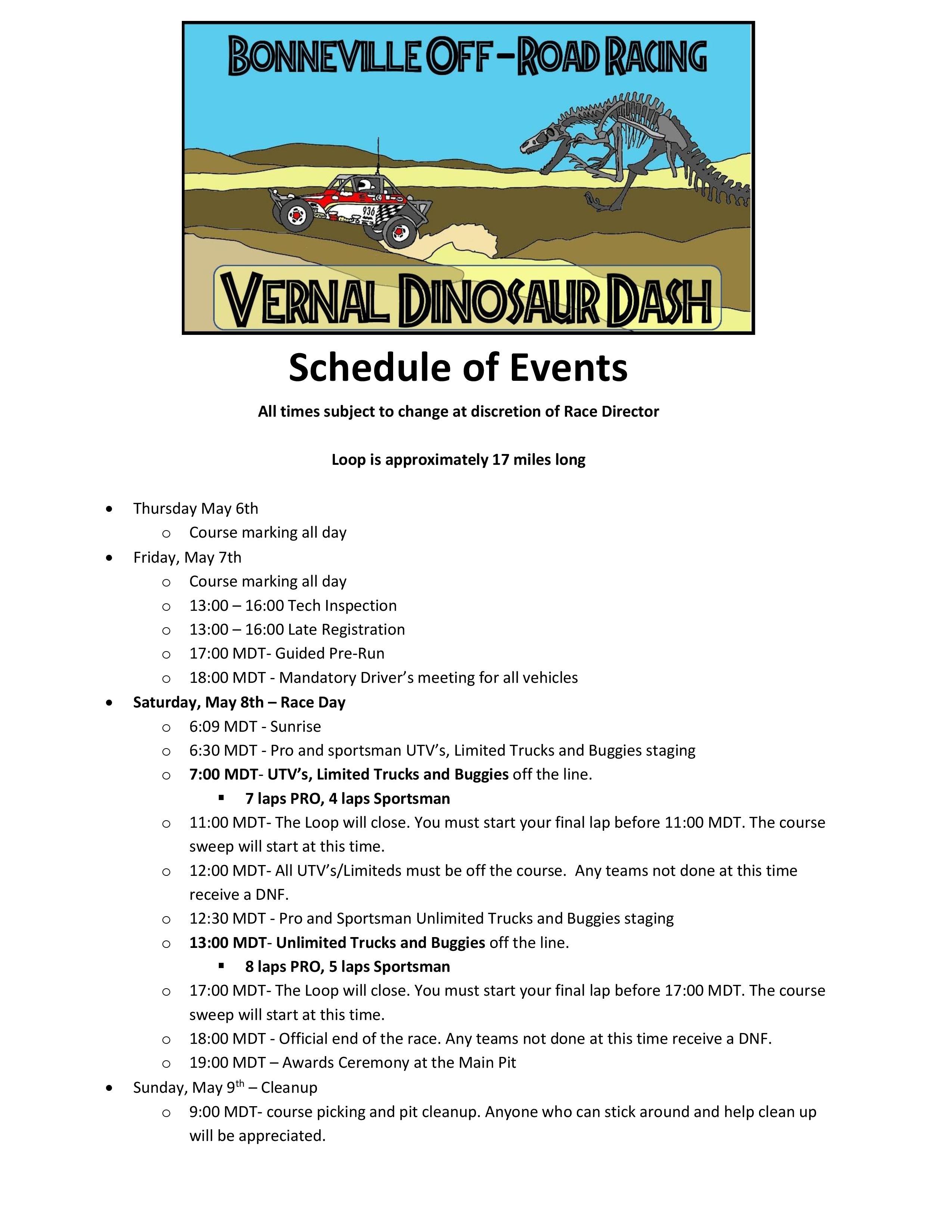 Vernal 2021 Dinosaur Dash schedule-page-001.jpg