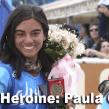 Dakar 2015 quad Paula Galvez