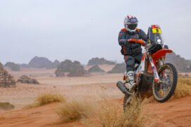 2021 Dakar SS10: This Is Dakar