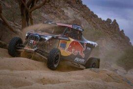 2021 Dakar SS11: Chopped