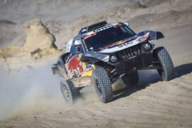 2021 Dakar SS9: Mortal Combat