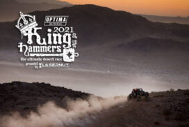 King of the Hammers Race Receives Permit Approval