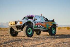 Darren Parsons Iconic Ford Ranger