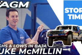 AGM Story Time with Luke McMillin