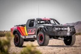 TE Motorsports Spec Trophy Truck