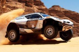 Extreme E Desert X Prix Saudi Arabia
