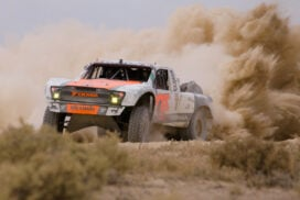 How To Drive a Trophy Race Truck With Justin Lofton Episode One
