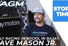 AGM Story Time – Dave Mason Jr. Only racing in socks, in Baja?!
