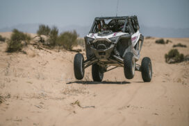 2021 Sonora Rally – Day 4 SS3: Not All Dunes Are Created Equal