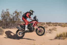 2021 Sonora Rally / Day 5 SS4: A Penultimate Day to Be a Racer