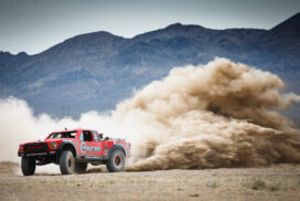 Concrete Motorsports Wins Close Battle At the BITD Silver State 300