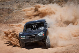 Eric Hustead Qualifies First For The Legacy Racing Baja Nevada Race