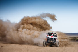 Legacy Racings Baja Nevada Race A Big Success