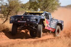 Toby Price Ridin' Shotgun EP3 / 2021 Finke Desert Race