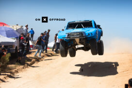 Roeseler Emerges As 2021 SCORE Baja 500 Winner
