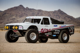 The Return of the Ultra Wheels Trophy Truck