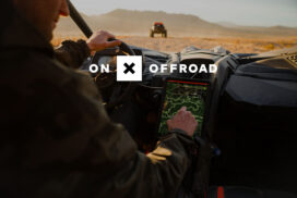 Using onX Offroad to Shoot King of the Hammers