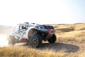 2021 Kalahari Rally / Stage 5: A Penultimate Showdown