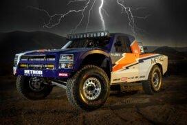 Method Race Wheels Heritage Series #4 / Chevy Lightning