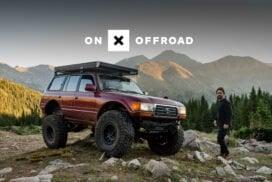 Land Cruiser on 40s – Simple is Good