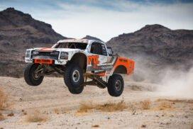The BITD King Shocks Laughlin Desert Classic Produces Close Battles