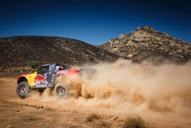 Menzies Edges Out McMillin In SCORE Baja 400 Qualifying