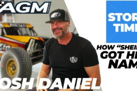 AGM Story Time with Josh Daniel / How Sheila Got Her Name!