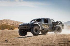 People's Racing New Herbst Trophy Truck